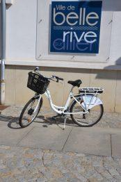 Vélo électrique en prêt à Bellerive