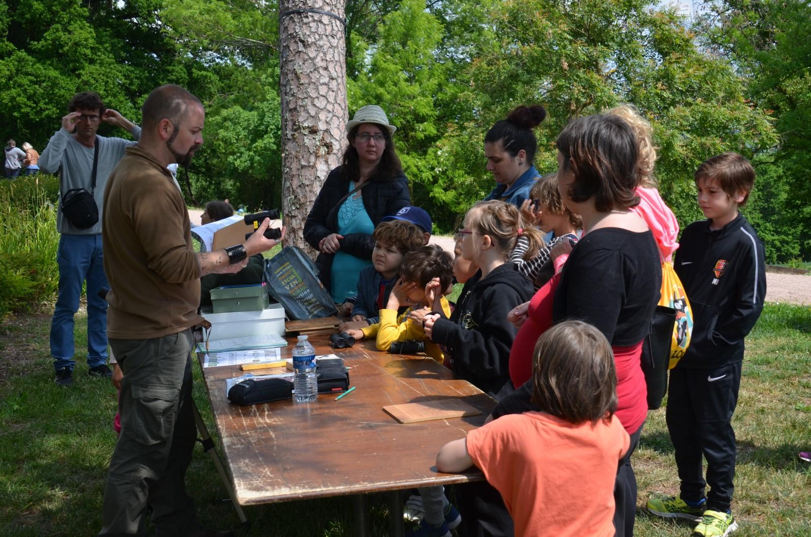 fête de la nature 2019 Bellerive atelier