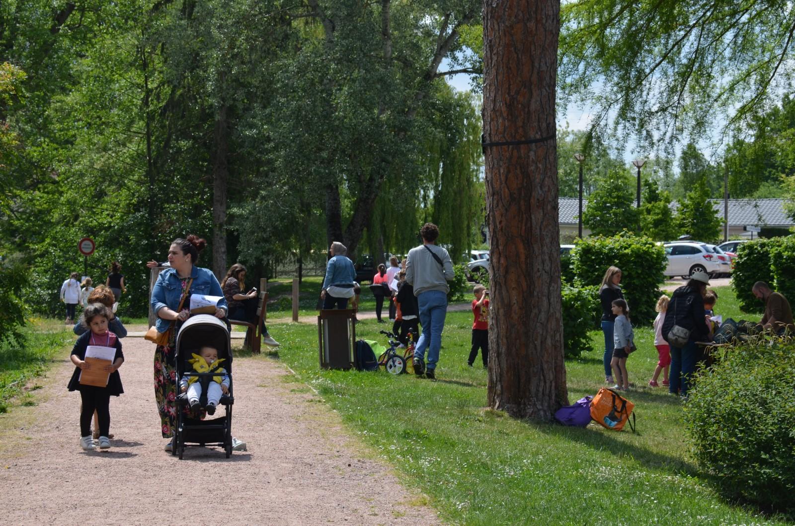 fête de la nature 2019 Bellerive promenade