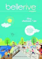 Couverture du magazine communale de Bellerive juillet 2019