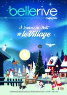 Couverture du magazine municipal de Bellerive Décembre 2017
