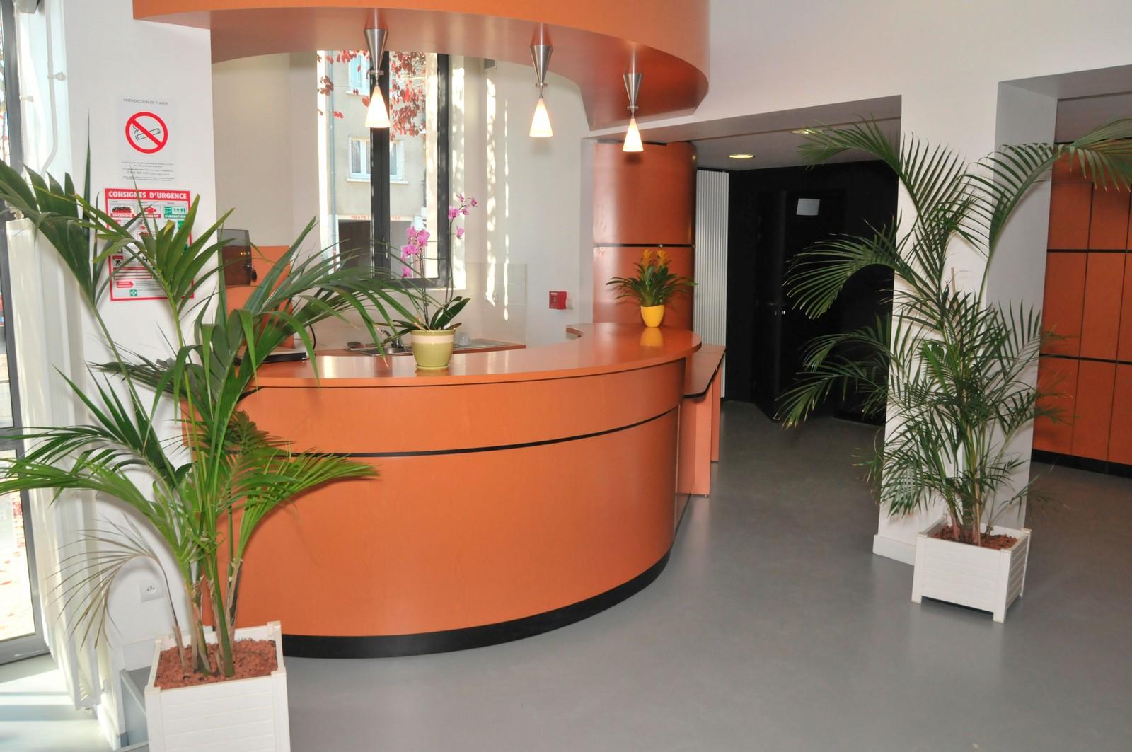 Espace de convivialité bar du Geyser salle de spectacle Bellerive sur Allier