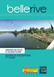 dossier présentation 3eme fleur Bellerive-sur-Allier villes et villages fleuris