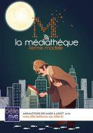 programme des animations médiathèque ferme-modèle bellerive sur allier mars à août 2019