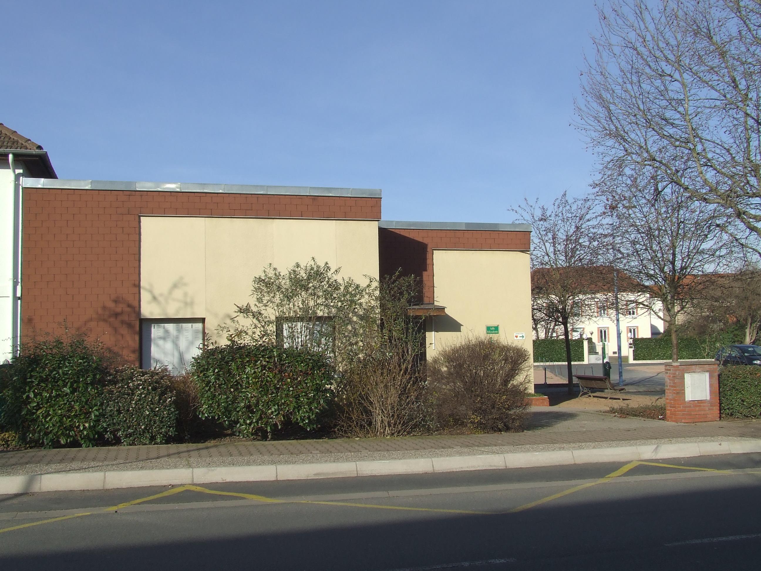 Location salle municipale