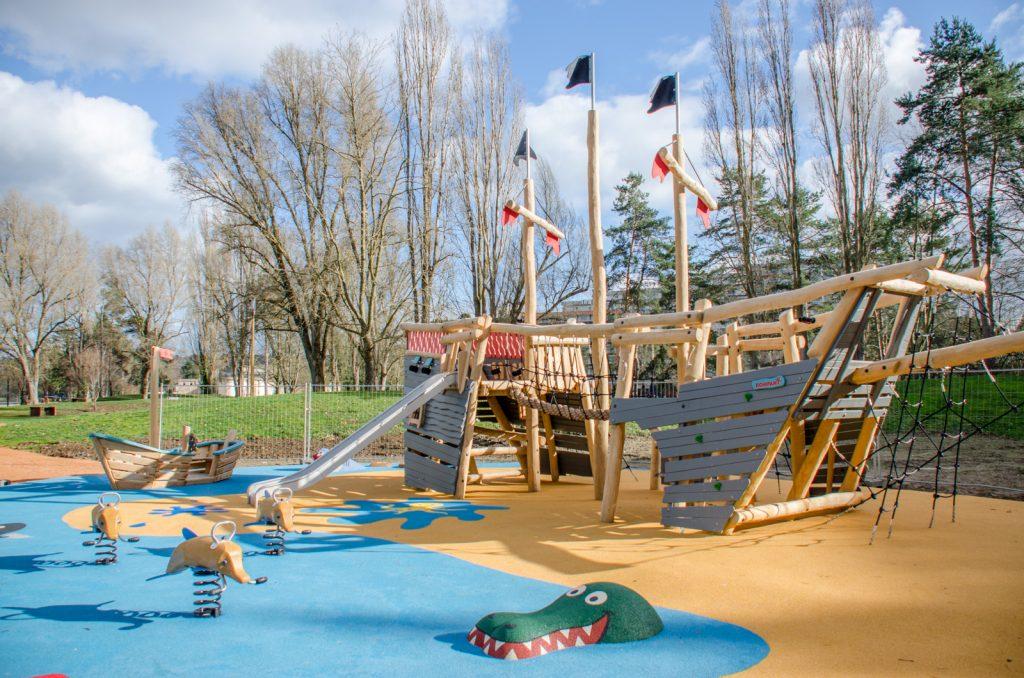 Aire de jeux Bellerive-sur-Allier