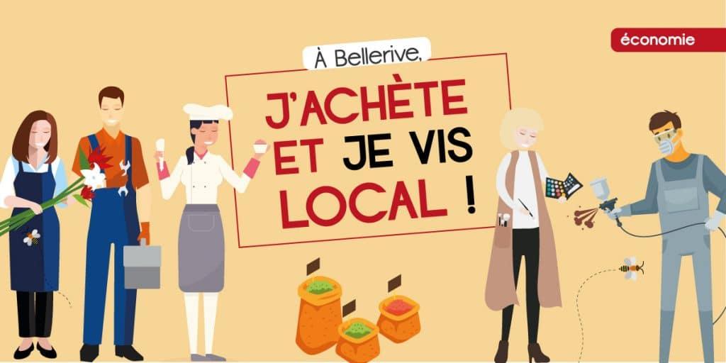 Bellerive soutient les commerces locaux