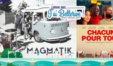 Concert MagmatiK et CinéRive film Chacun pour tous